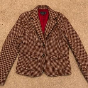 American Eagle Outfitters Wool Blazer